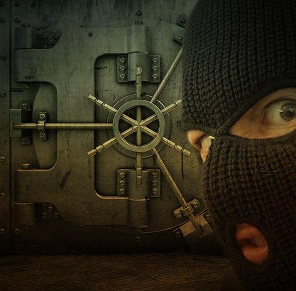 """Квест-комната """"Ограбление банка"""", quest-room"""